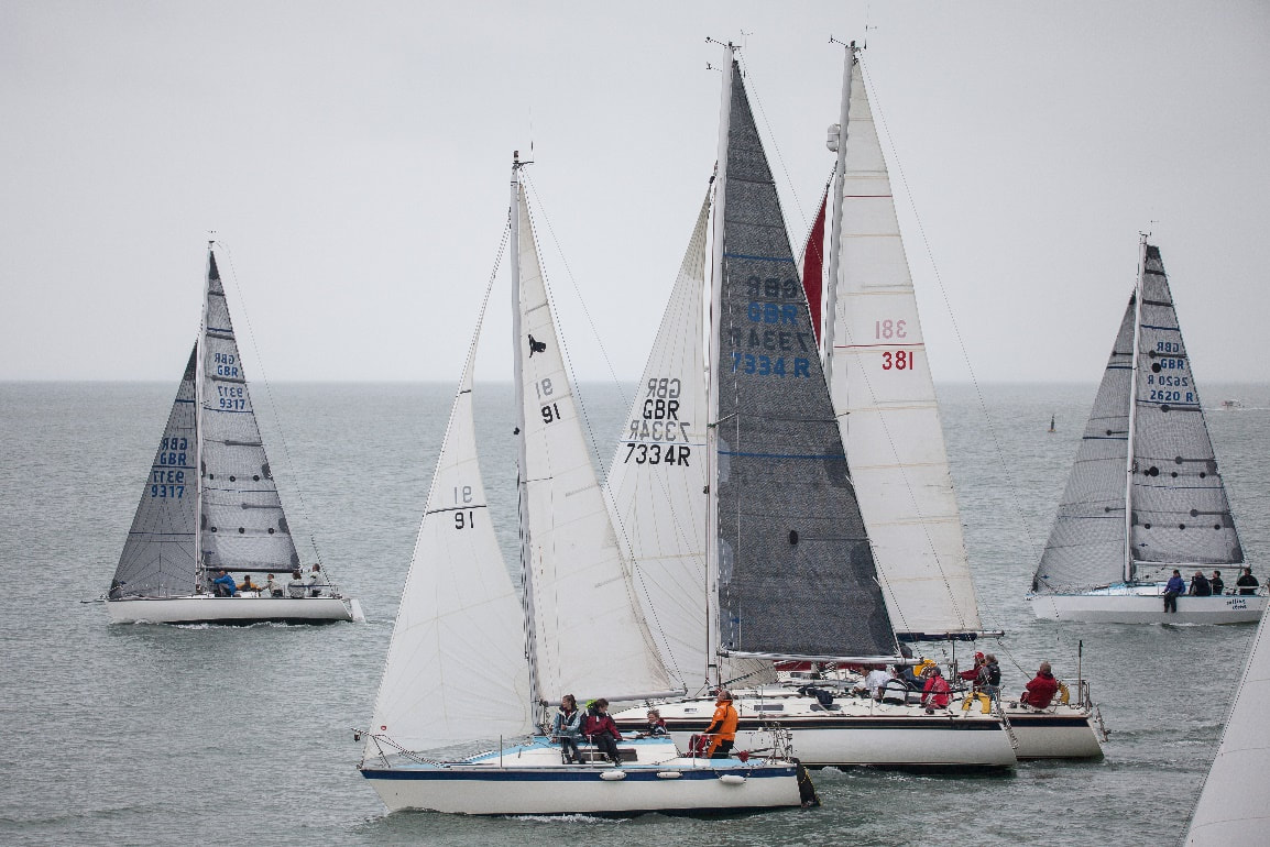 THE CARDIGAN BAY CHALLENGE CUP HANDICAP RACE FOR CRUISERS.  MAIN DAY 18TH AUGUST 2018 PHOTO CREDIT TO MORLAIS DAVIES
